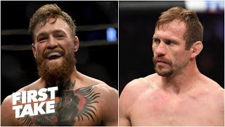 Stephen A. pushes for a Conor McGregor vs. Donald 'Cowboy' Cerrone fight | First Take