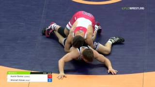 60 Round 2 - Austin Gomez (Gomez Wrestling Academy) vs. Mitchell Mckee (Minnesota Storm)