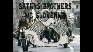 MC Satans brothers - 7th bikers weekend (Trbovlje, August 2002)