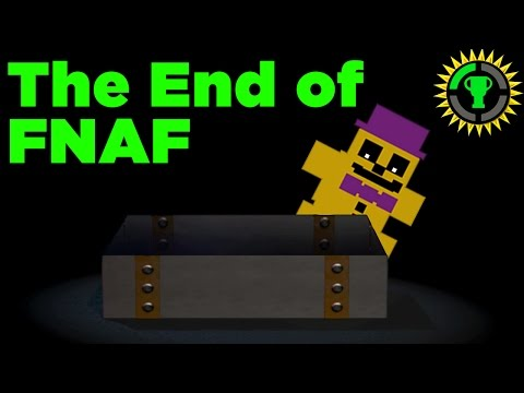 Xxx Mp4 Game Theory Why FNAF Will Never End 3gp Sex