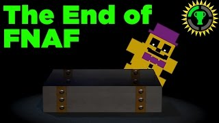 Game Theory: Why FNAF Will Never End