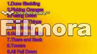 Teletubbies - All Fall Down! (DVD Menu)