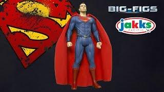 Batman v Superman Big Figs Superman from Jakks Pacific