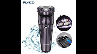 FLYCO FS372 Professional Body Washable Electric Shaver for Men UNBOXING / Jack Ofall