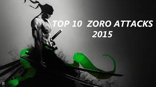 Top 10 Zoro Attacks 2016