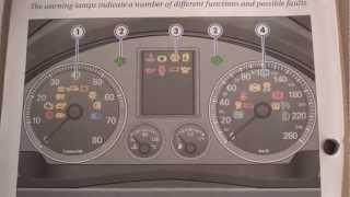 VW Jetta Dashboard Warning Lights/Symbols (2005-2010) 5th Generation