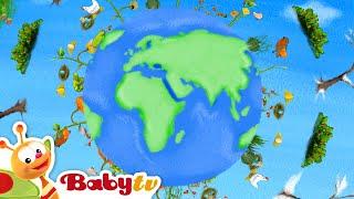Olhe Ao Seu Redor - BabyTV Brasil