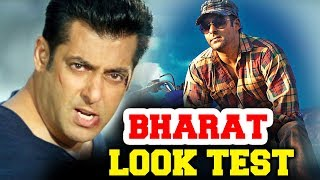 Salman Khan GIVES LOOK TEST For His Next Film BHARAT
