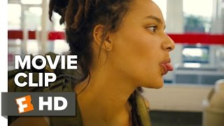 American Honey Movie CLIP - Rihanna (2016) - Sasha Lane Movie