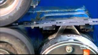 How Its Made - Double Edge Razor Blades