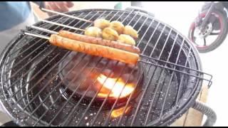 Sosis bakar & Baso bakar RASIS