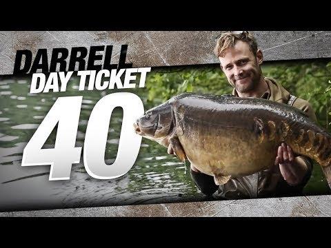 Darrell Peck - Day ticket 40 | Carp Fishing Korda
