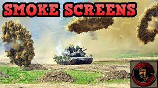 Smoke Screen Dischargers Upgrades