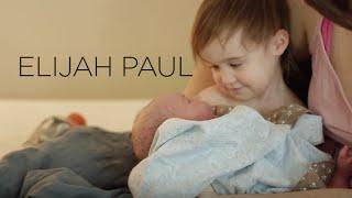 Elijah Paul's Home Birth Story