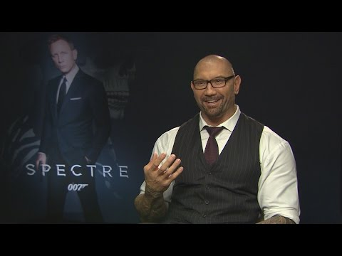 Batista Interview Why he left WWE Spectre Advice from The Rock getting booed more
