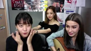 [26/06/2017] Emma x Pam livestream facebook - Club Monday