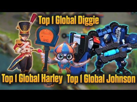 Xxx Mp4 WOW Top 1 Global Harley Diggie Dan Johnson Main Bareng Di Ranked Match 3gp Sex