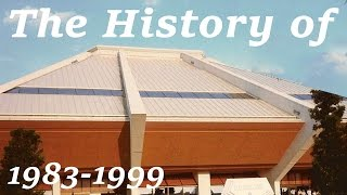 The History of Horizons - (Mission: SPACE) | Epcot