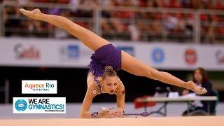 HIGHLIGHTS - 2016 Olympic Test Event, Rio (BRA) - Rhythmic Gymnastics Individual Final