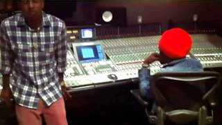 Kendrick Lamar - Bitch, Dont Kill My Vibe (studio preview with Dr.Dre and Andre 3000)
