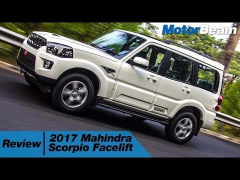 Xxx Mp4 2017 Mahindra Scorpio Facelift Review Fast Amp Furious MotorBeam 3gp Sex
