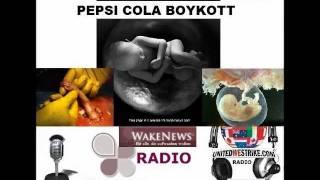 Pepsi Cola Boycott - Wake News Radio.wmv
