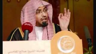 سيد الاوس سعد ابن معاذ قصة وفاته صالح المغامسي مؤثرة