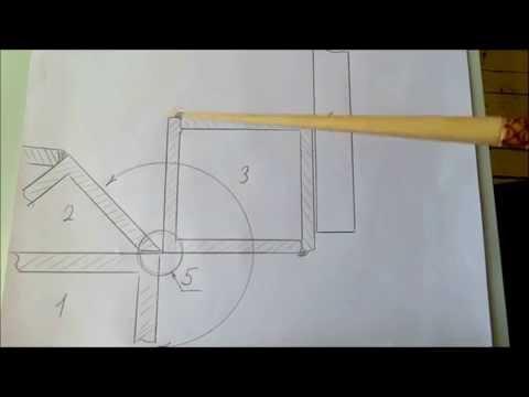 Листогибочный станок своими руками чертежи фото