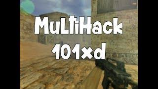 MultiHack HNS CS 1.6 [101xd]