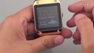 JOGGING Smart Watch PW install app and connection smartphone Tablet Android