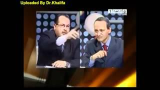 مشاجرات في التلفزيون العربي 6.avi