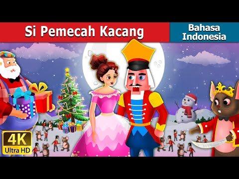 Si Pemecah Kacang | Dongeng bahasa Indonesia | Dongeng anak | 4K UHD | Indonesian Fairy Tales
