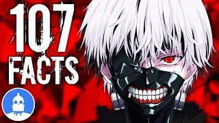 107 Tokyo Ghoul Anime Facts YOU Should Know! - Anime Facts (107 Anime Facts S2 E2)