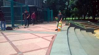 The legend skateboard indonesia .R.S DOLLAR