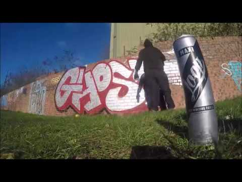 Graffiti Ghost EA Chrome Killers Episode 1