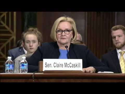 Senators Blunt and McCaskill Introduce Missouri Nominee to Serve on Federal Bench