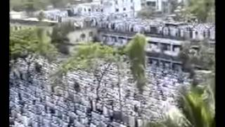আল্লামা গহরপুরী রহ. এর জানাযার নামায