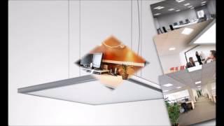 Ofis aydınlatma modelleri