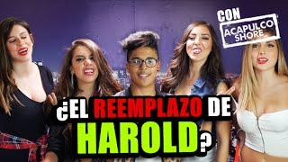 ¿El reemplazo de Harold? / Harold - Benny - AcaShore / #Broma Acapulco Shore