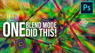 A Fun GAME to Create Abstract Backgrounds in Photoshop
