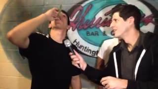 Downtown Update: Wet Pussy Fireball Shots and Zombiepocalypse Pub Crawl - Huntington Beach, Ca.