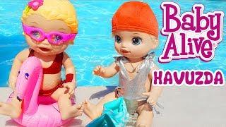 Baby Alive Kardeşlere SÜRPRİZ Havuz Hediyeleri  💓💓💓| Oyuncak Butiğim