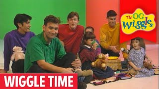 The Wiggles- Rock-a-bye Your Bear (Official Video)