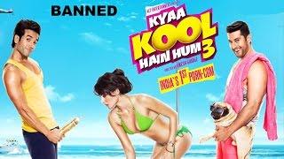 Adult comedy' Kyaa Kool Hain Hum 3' banned in Pakistan
