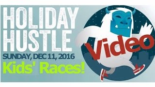2016 Dobbs Ferry Holiday Hustle: THE KIDS RACES