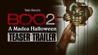"Boo 2! A Madea Halloween (2017 Movie) Official Teaser Trailer ""Peek-A BOO BOO!"" – Tyler Perry"