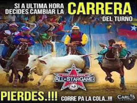 1er juego de las estrellas del coleo venezolano 2 2 negro 4