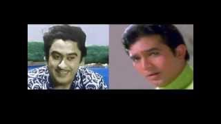 Rajesh Khanna and Kishore Kumar Songs |Jukebox| - HQ