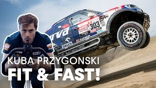 Getting Fit for Dakar | Dakar Rally 2019