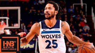 Minnesota Timberwolves vs Phoenix Suns Full Game Highlights | 12.15.2018, NBA Season